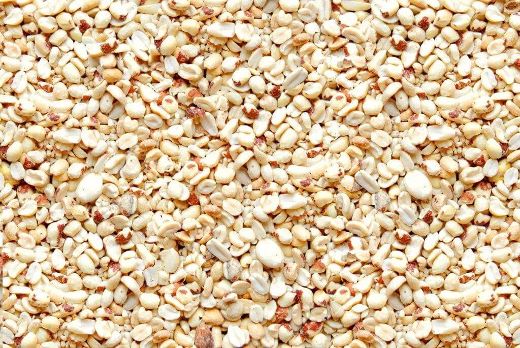 Shelled Peanuts Mix